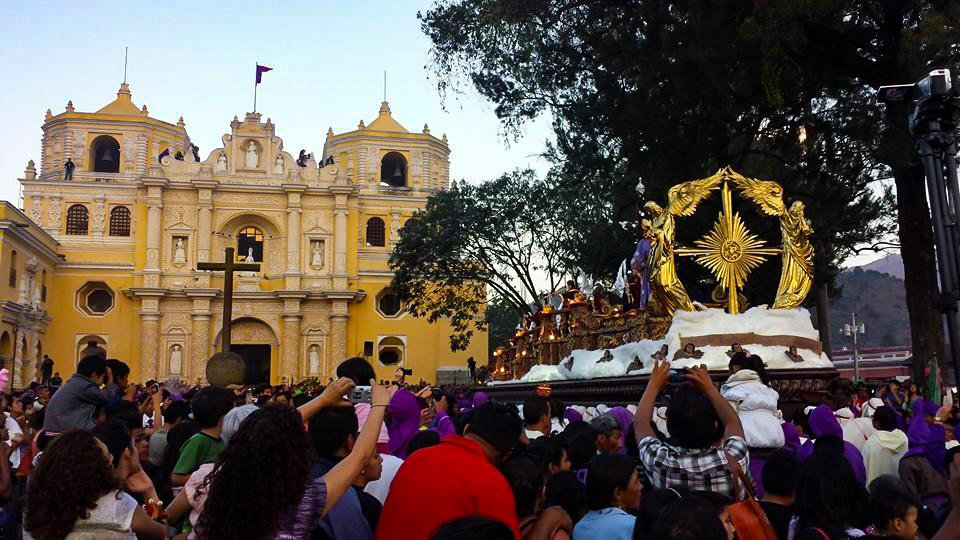 things to do in Antigua Guatemala during lent