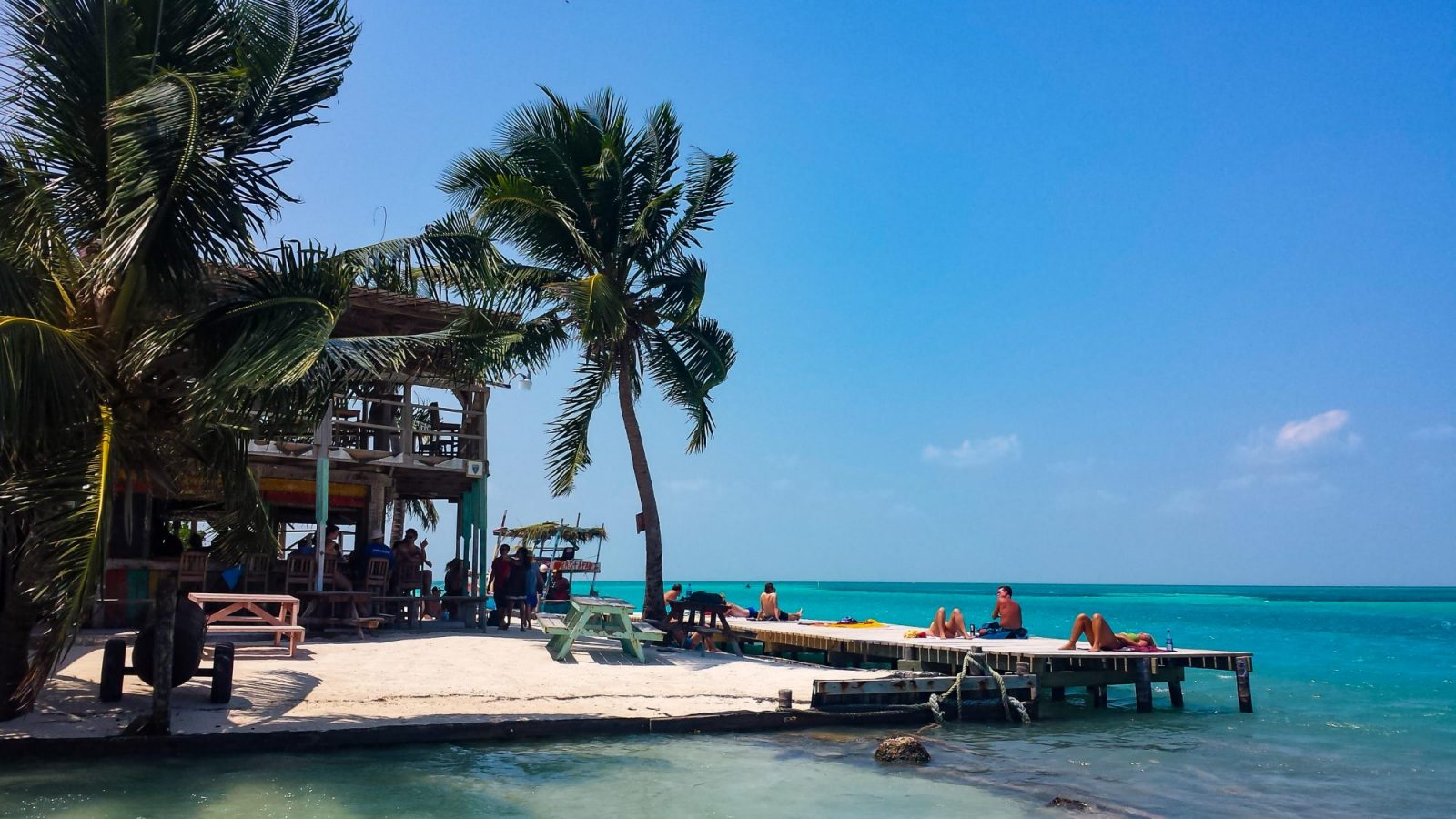Caye Caulker Belize On An Affordable Budget Just A Pack