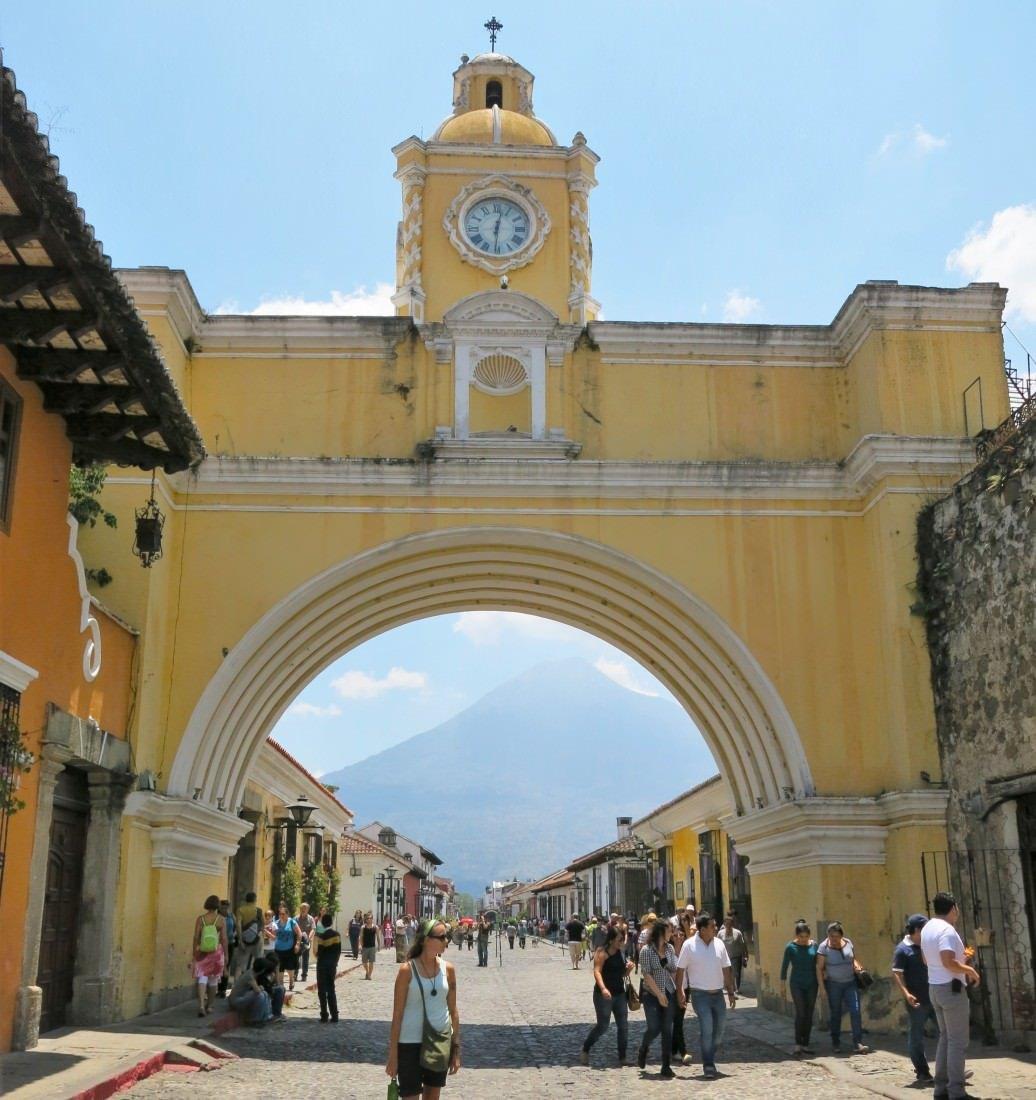 Antigua Guatemala top travel destinations 2016