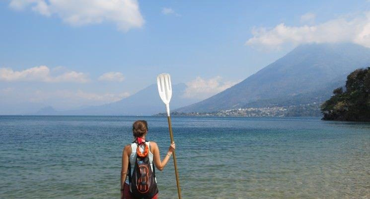 Lake Attitlan