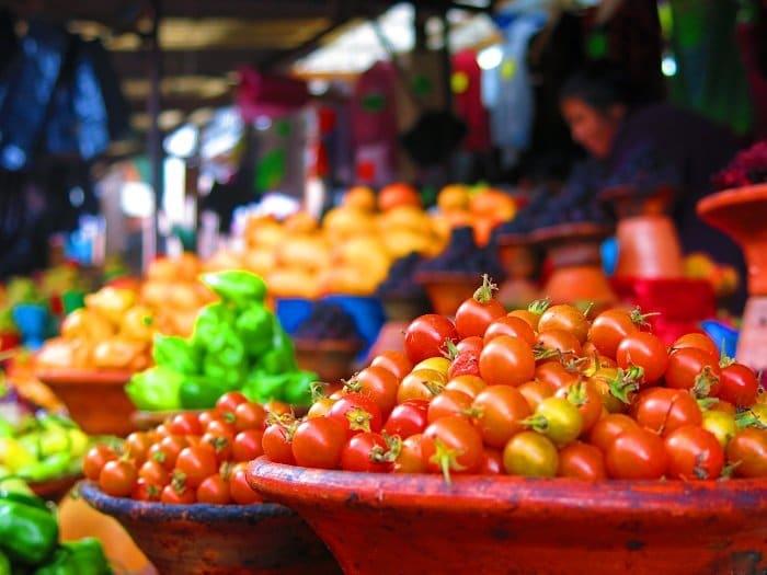 San Cristobal Farmers Market