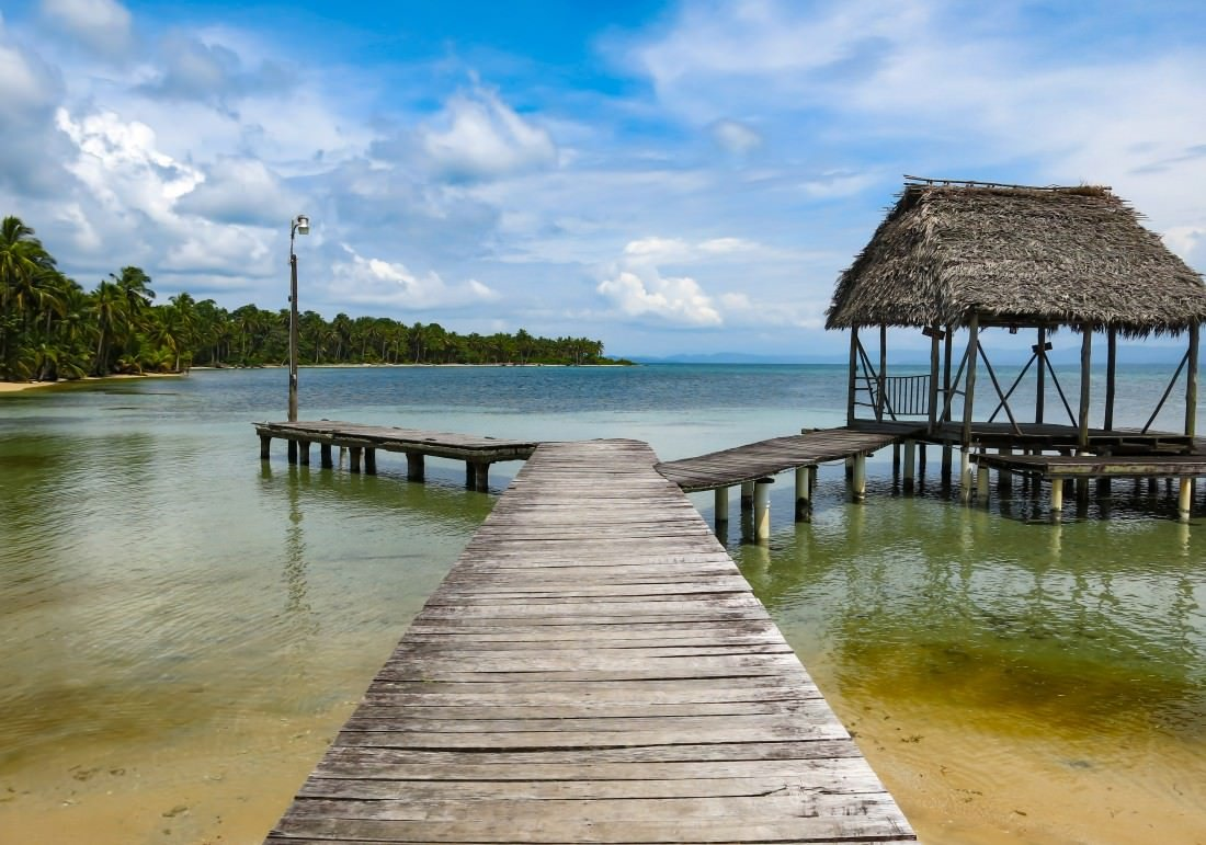Red Frog Beach Island Resort Certified For Its: Bocas Del Toro, Panama On A Backpacking Budget