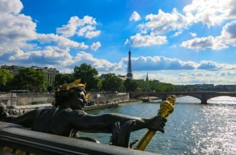 Paris on a backpacking budget
