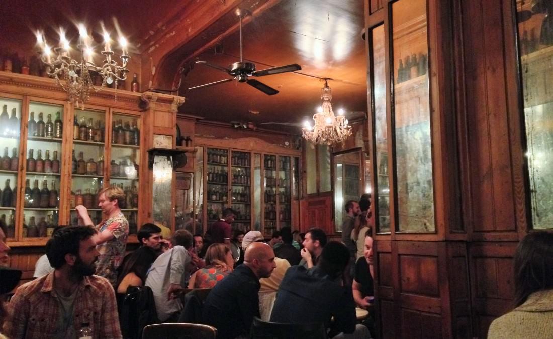 Marsella Absinthe Bar