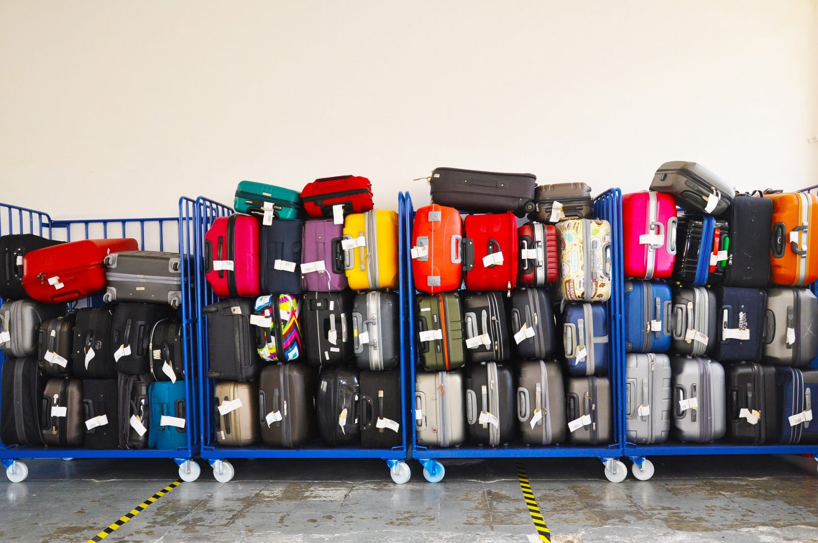 Ryanair Luggage Fees