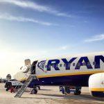flying ryanair from paris