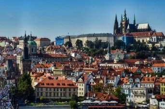 Prague, Charles Bride, Prague Castle