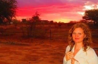 Vegan in Botswana
