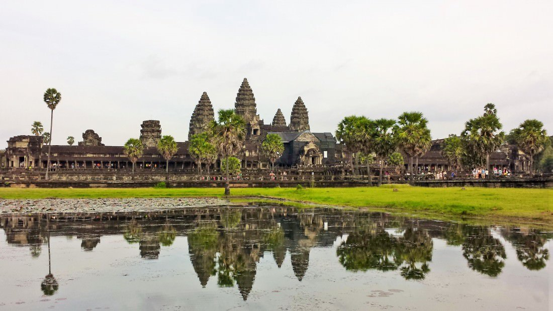 Things to Do Siem Reap - Angkor Wat, Siem Reap, Cambodia