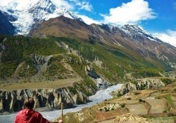 Hiking the Annapurna Circuit, Nepal