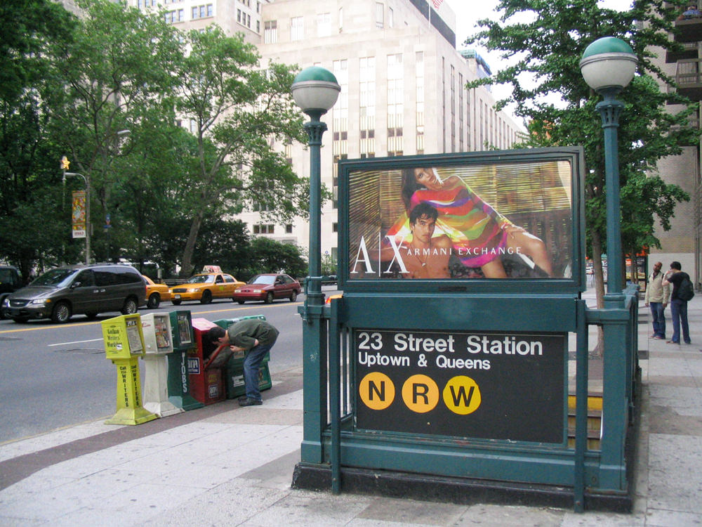 NYC Transportation: Subway