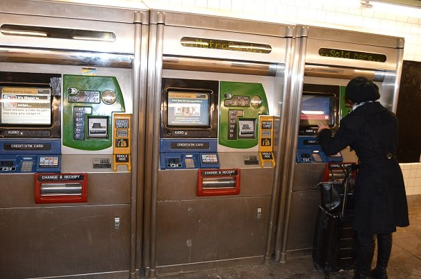 How to Buy a NYC Metro Card