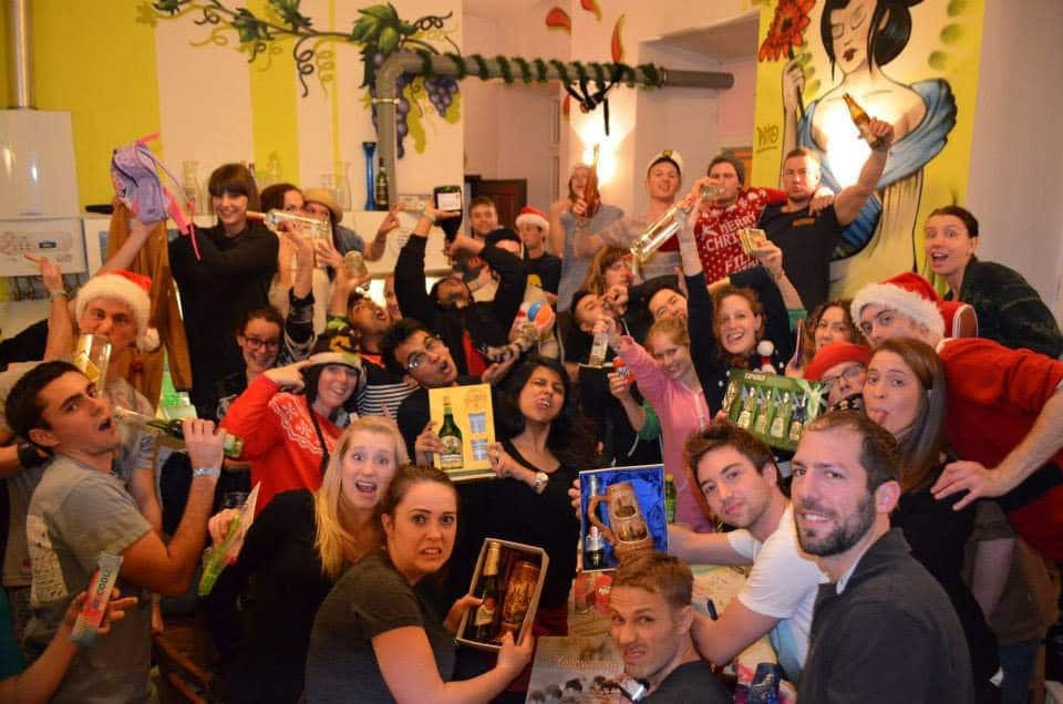 looking for the best party hostel in prague