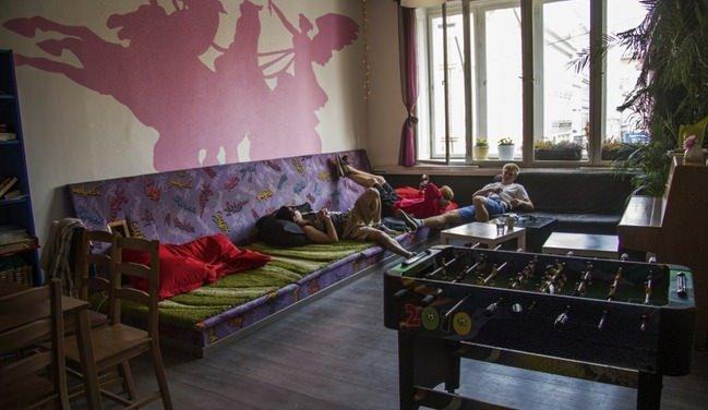 basic and affordable best hostels in prague