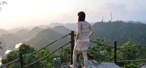 traveling alone in south east asia