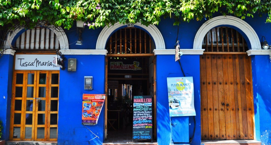 budget accommodations in cartagena