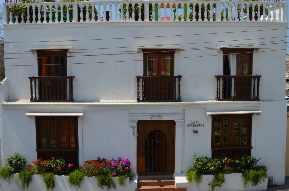 best budget hotels in cartagena - Patio de Getsemani