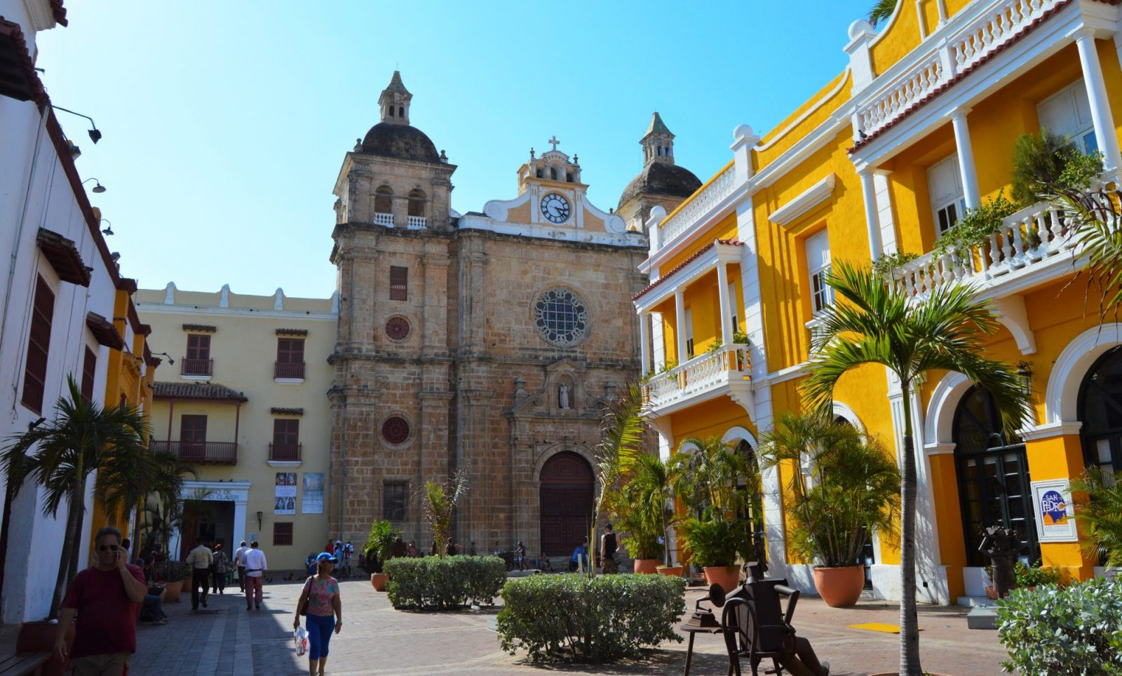 Cartagena Colombia On A Budget Just A Pack