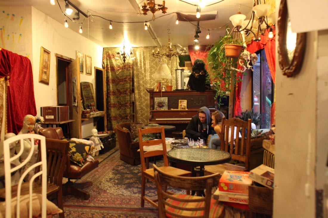 Vintage Shops in Montreal