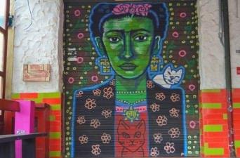 Medellin street art