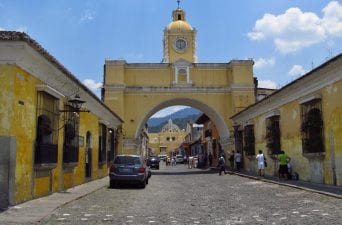Guatamala travel - Antigua on a budget