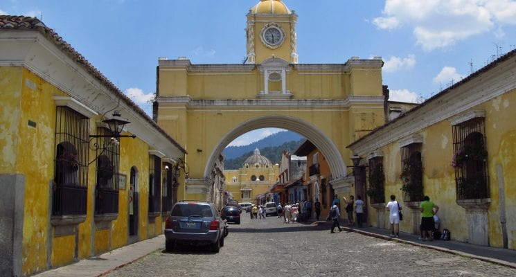 Guatamala travel - Antigua on a budget
