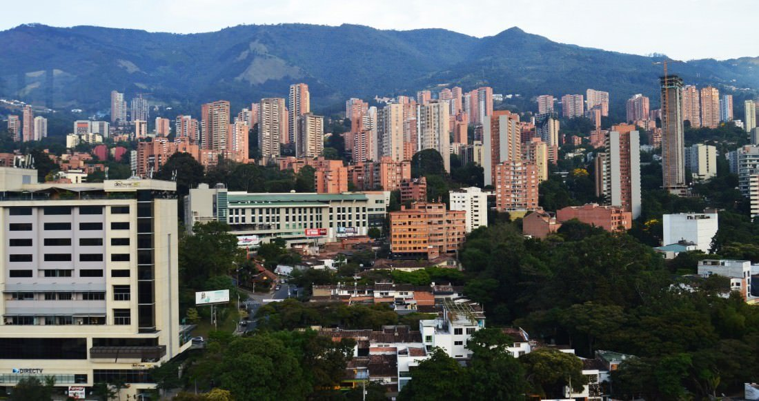 Backpacking Colombia - Medellin travel guide