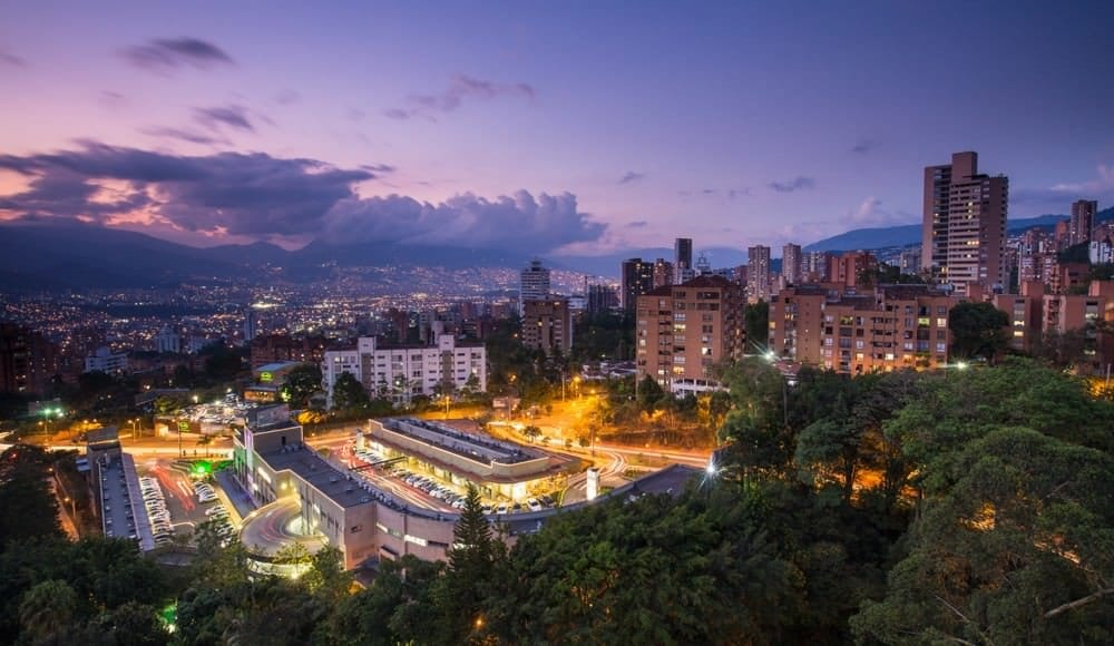 Medellin on a backpacking budget