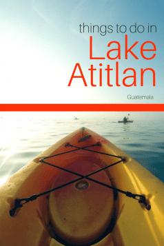 Best Things to do in Lake Atitlan