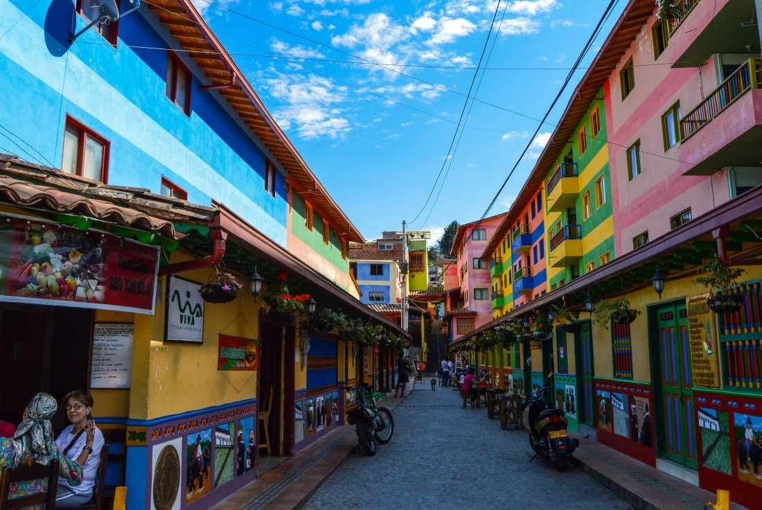 Exploring Guatape Colombia