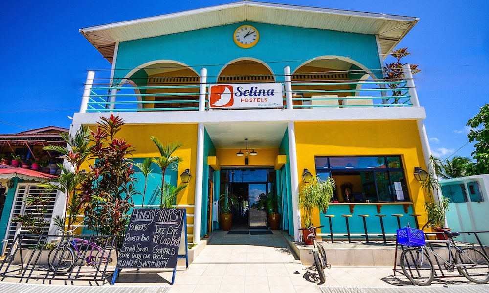Best Hostel in Bocas del Toro Panama: Selina Hostel