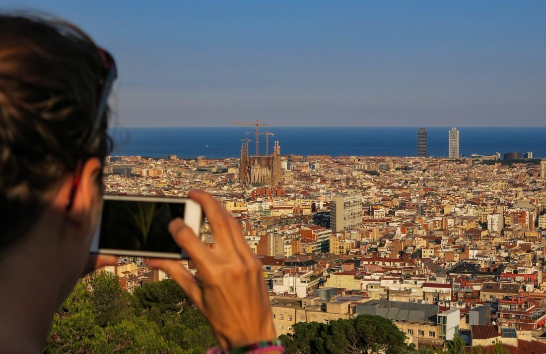 Parc Guell Barcelona, things to do in Barcelona