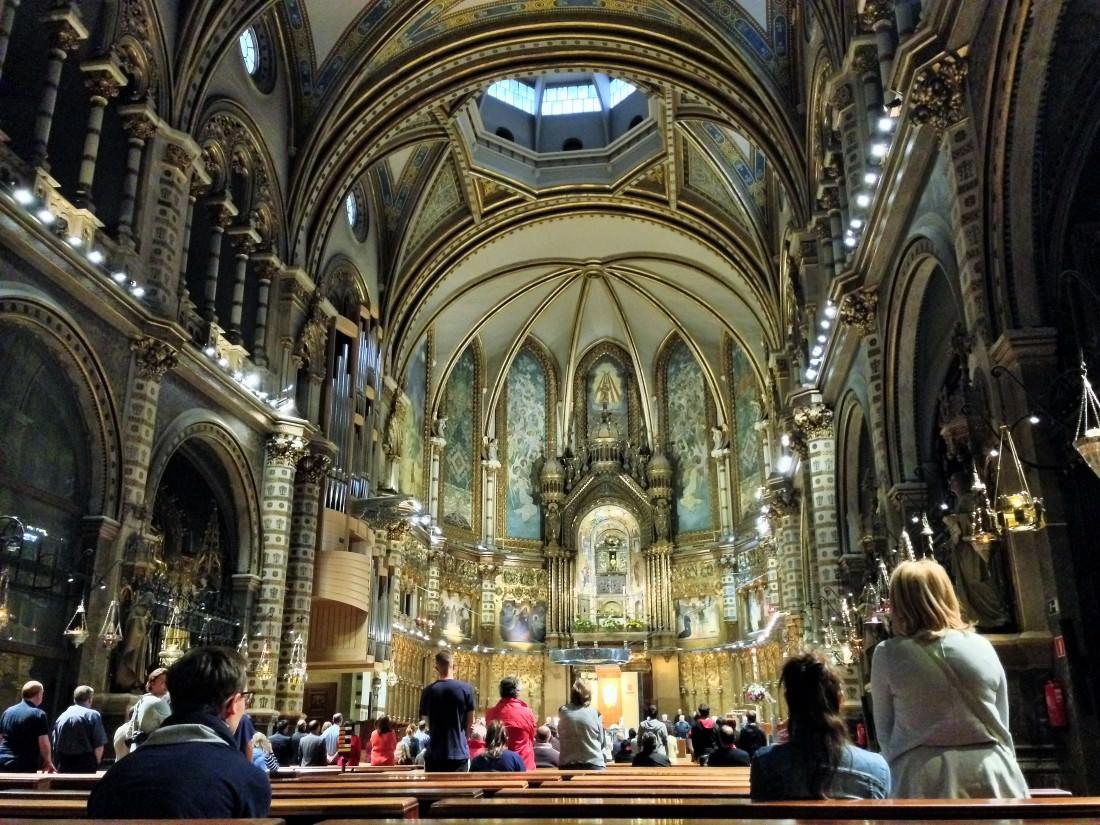 Montserrat Barcelona, Spain