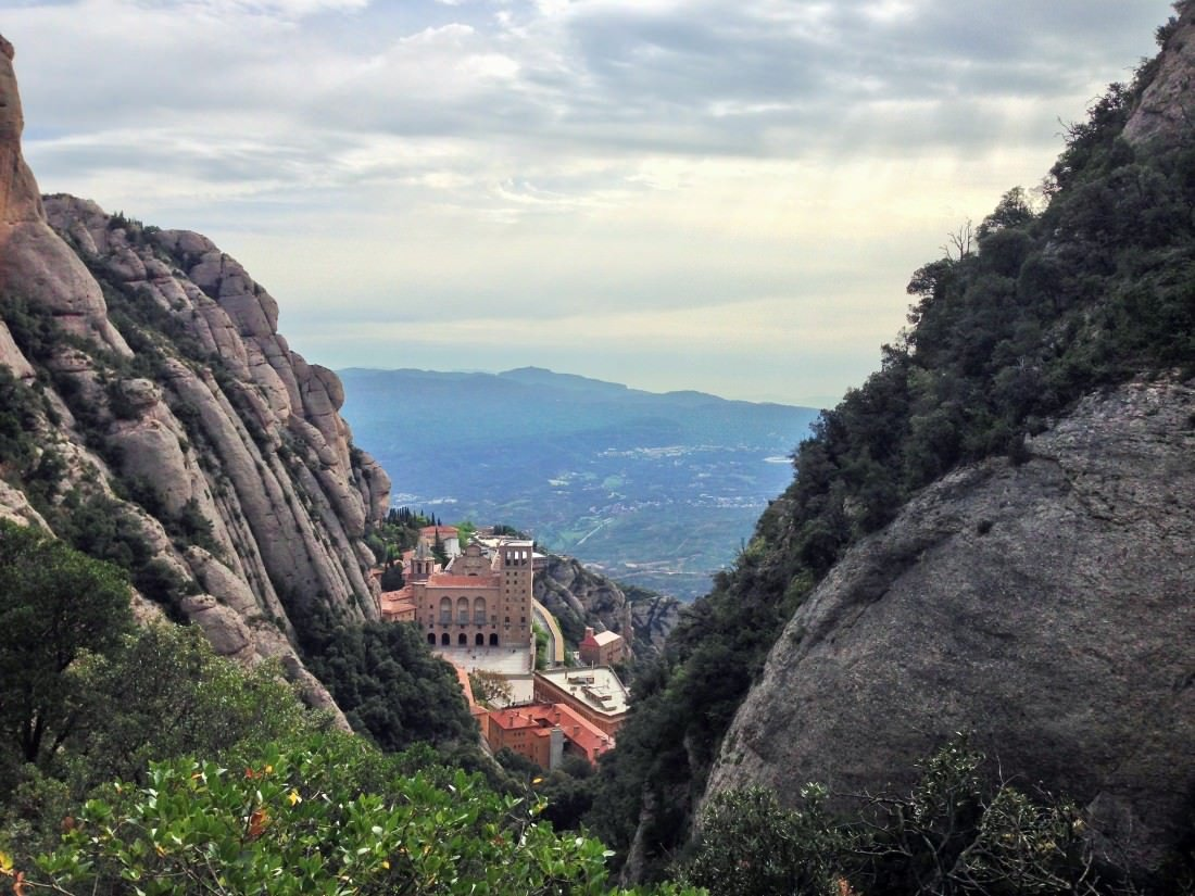 ac913c970a Day Trips From Barcelona  Power and Peace in Montserrat - Just a Pack