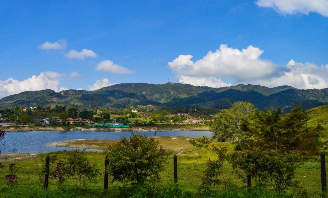 Lake View Hostel Guatape Colombia