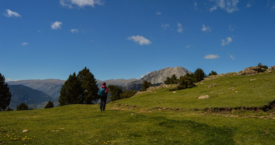 Hiking the Cami dels Bons Homes in Spain