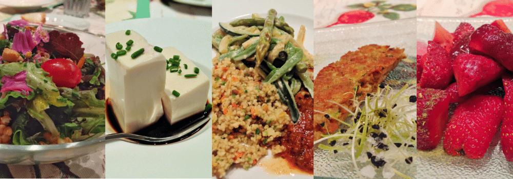 Five Course Vegan Meal at Molí del Casó