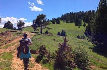 Hiking in Spain, Cami dels Bons Homes