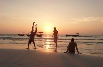 Koh Rong Samloem Cambodia