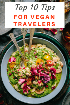 tips for vegan travelers