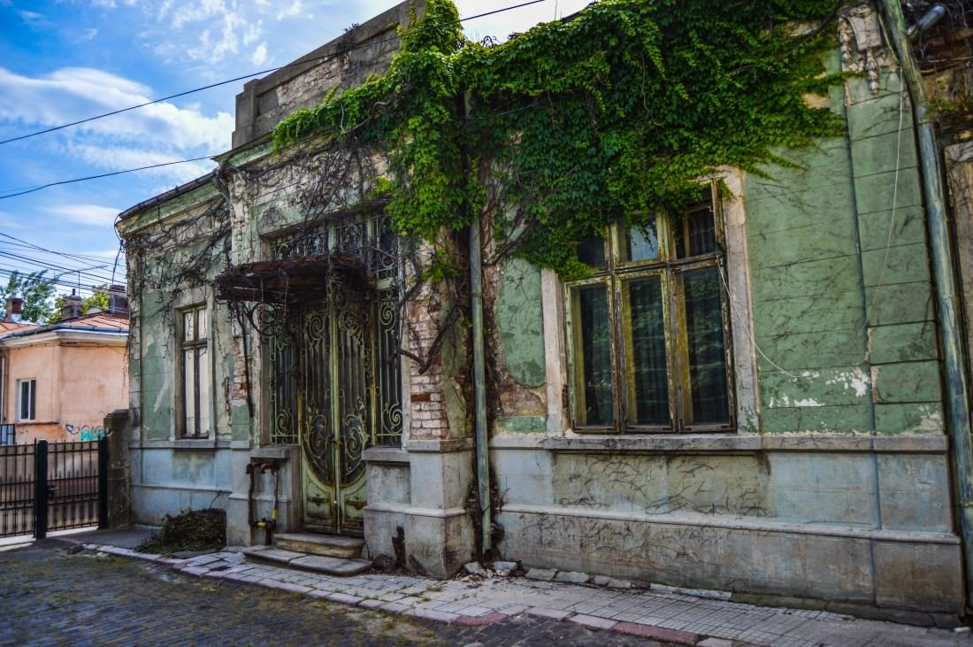 Urban Decay, Bucharest, Romania