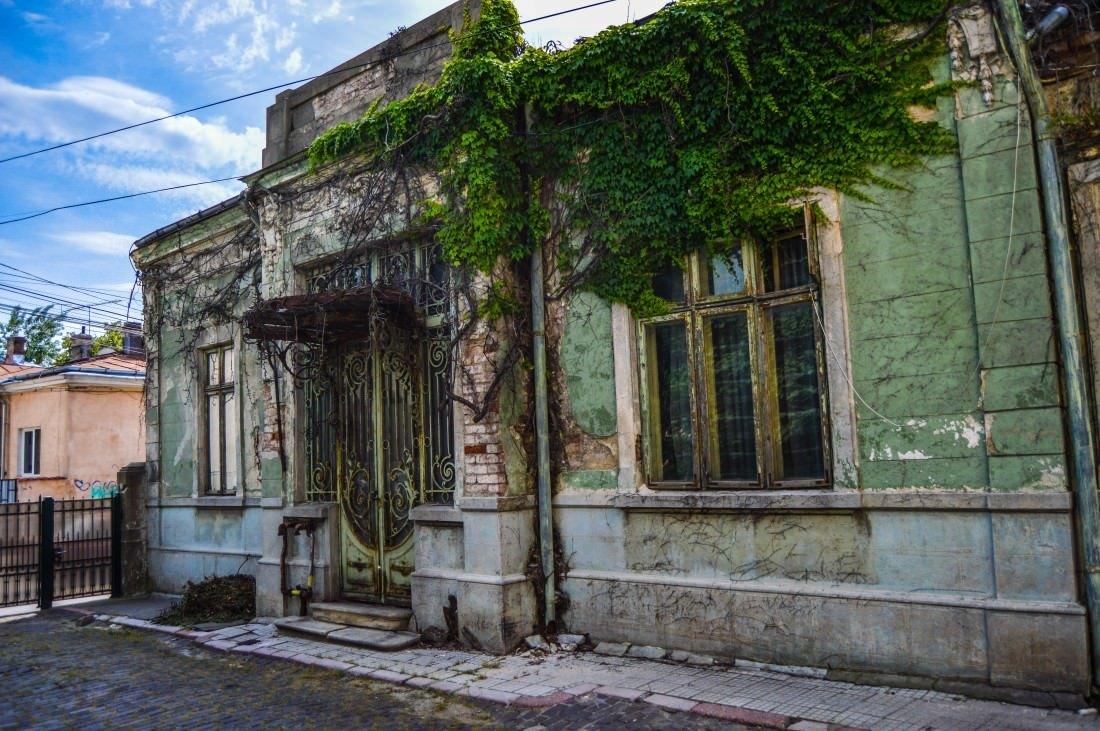 Urban Decay, Bucharest, Romania