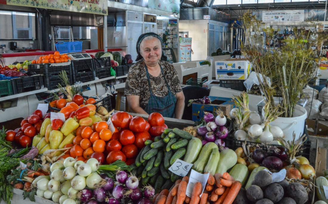bucharest farmer's market