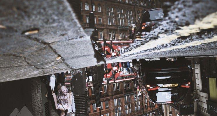 London puddle