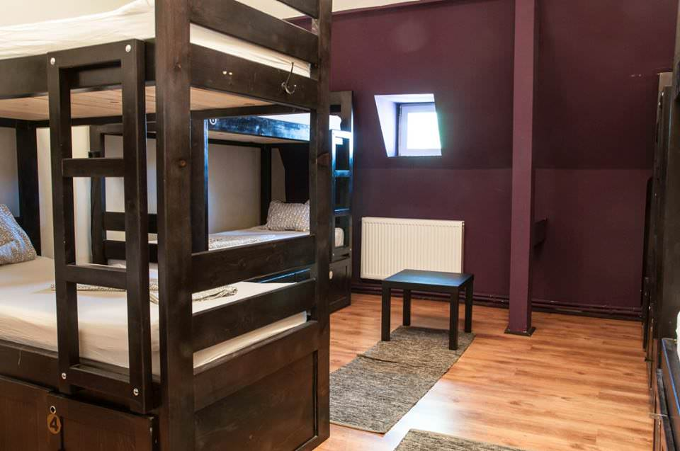 best hostels in bucharest