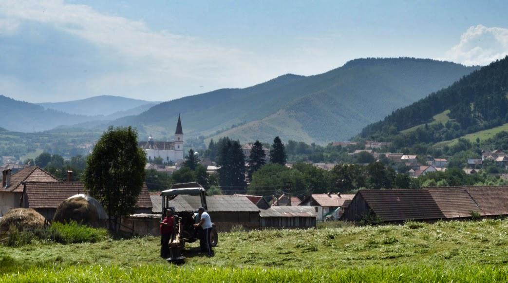 Sibui, Romanian rural life