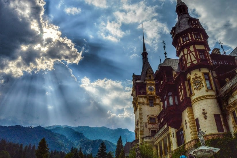 Peles Castle, Romania - things to do in Brasov