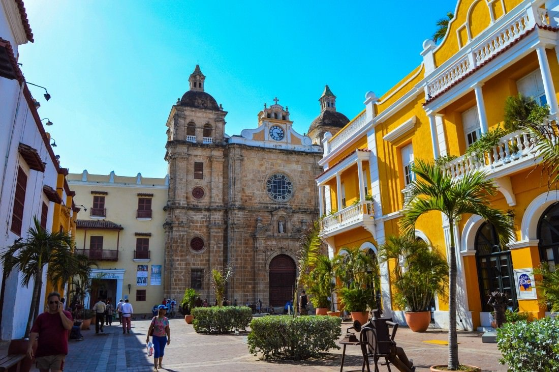 cartagena on a budget