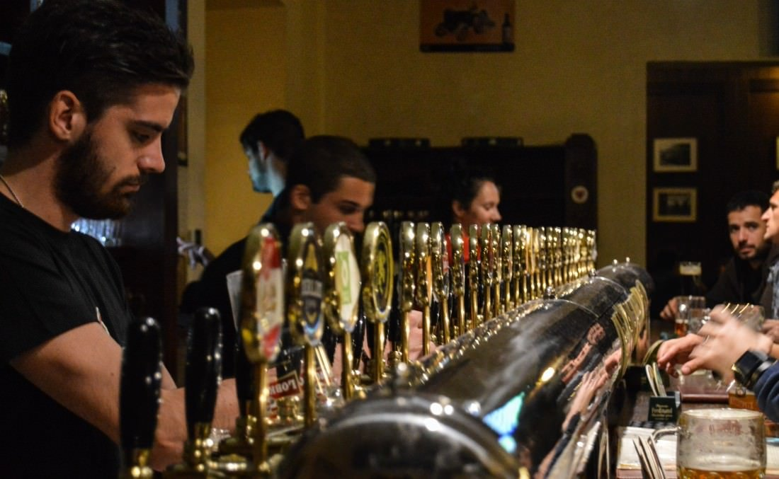 30 Beers on Tap at Prague Beer Museum