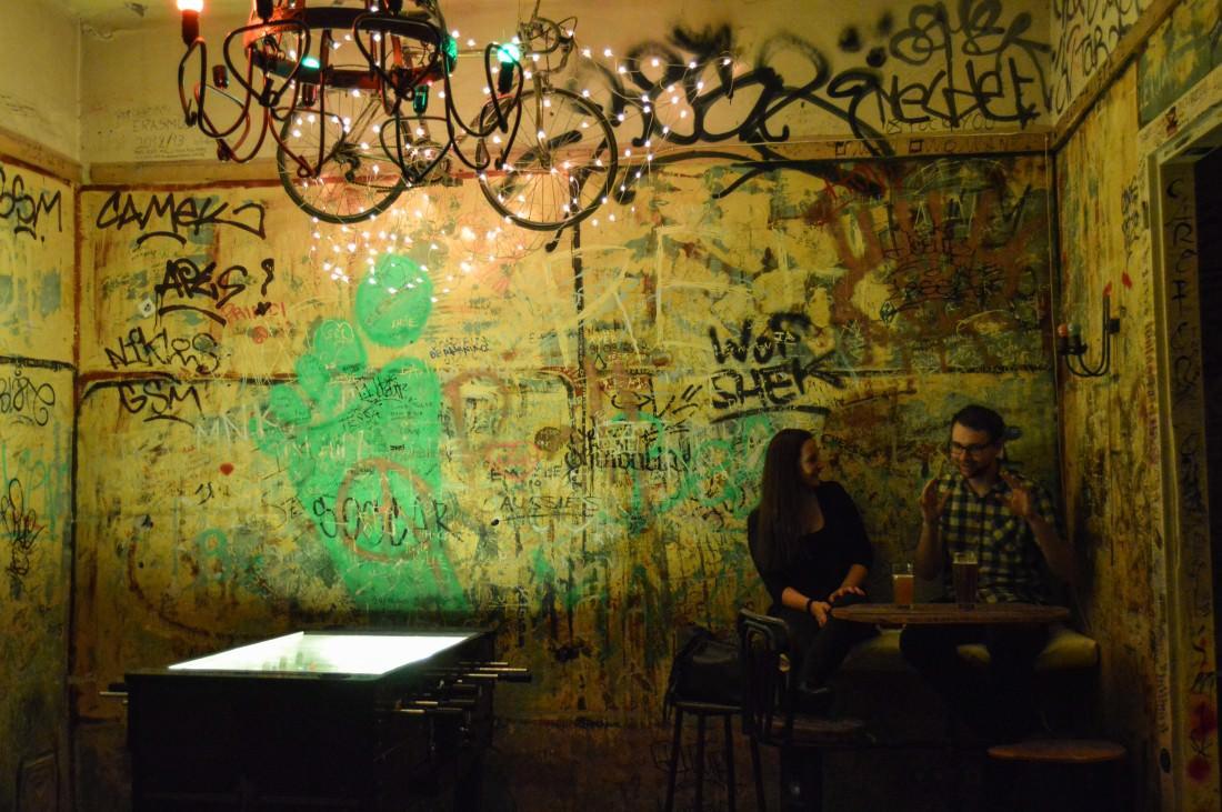 Szimpla Ruin Pub Budapest